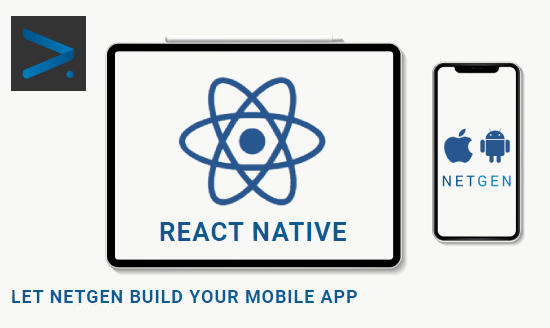 Reactive Native used to create mobile apps at Netgen