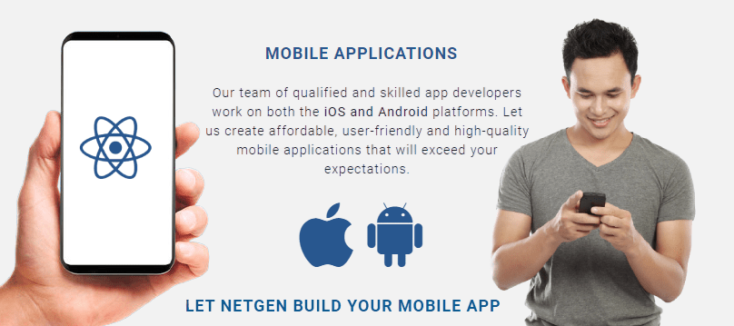 Mobile app designed by Netgen to boost business processes